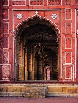 Lahore, Pakistan, Arabesque, Architecture, Arches, Arc