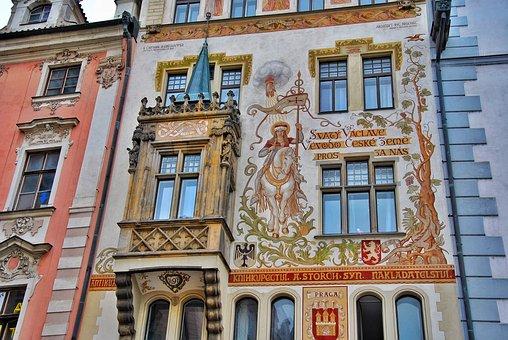 Prague, Czech Republic, City, Places Of Interest