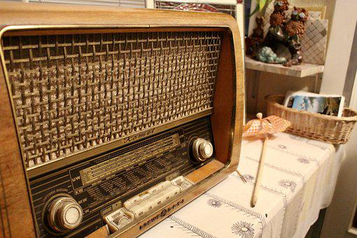 Radio, Old, Retro, Vintage, Nostalgia, Antique, Music