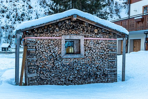 Wood, Wood House, Barn, House, Window, Wooden, Design