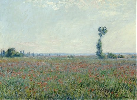 Claude Monet, Painting, Oil On Canvas, Artistic, Nature