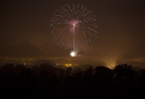 Fireworks, Bonfire Night, Guy Fawkes, Bang, Explosion