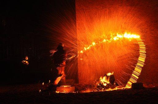 Molten, Metal, Melting, Hot, Casting, Fire, Cast, Ladle