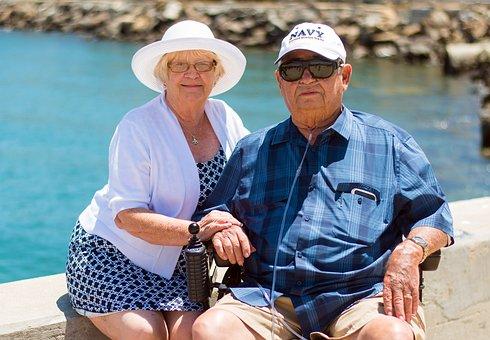 Grandparents, Love, Married, Grandmother, Elderly