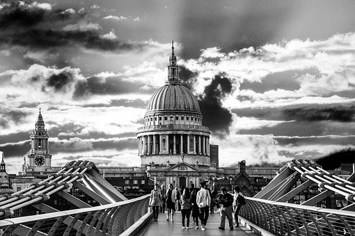 St Paul's Cathedral, London, England, Cathedral