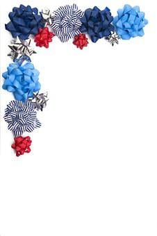 Bow, Ornament, Holiday, Christmas, New Year's Eve