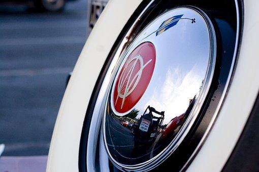 Car, Whitewall, Antique, Transportation, Vintage