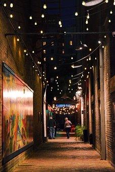 Alley, Artistic Conception