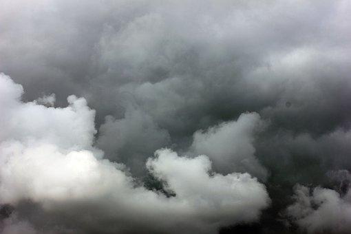 Storm, Black Sky, Weather, Atmosphere, Dark, Black