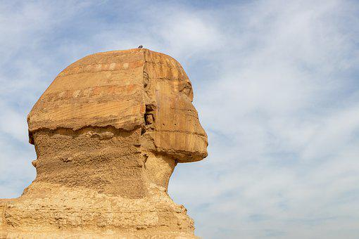 Egypt, Giza, Pyramid, Sphinx, Cairo, Desert, Pharaoh