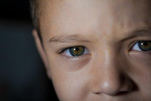 Eye, Kid, Baby, Child, Eyes, Portrait, Childhood, Cute