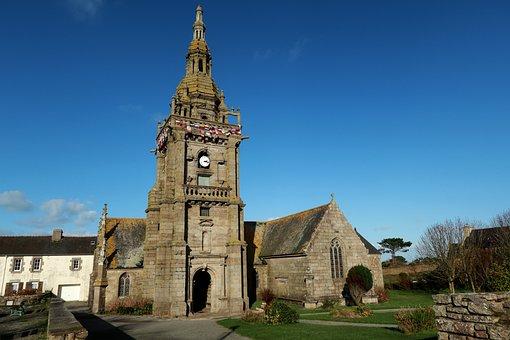 Architecture, Church, Brittany, Religion