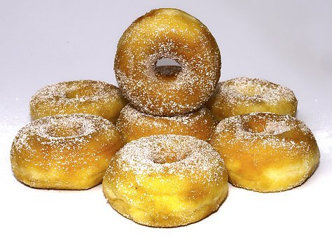 Donut, Pastries Pastry, Pastries, Baked, Bake