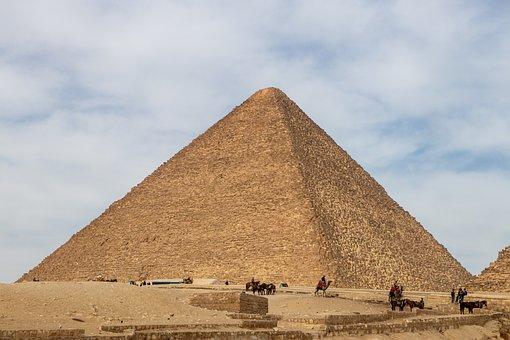 Egypt, Giza, Pyramid, Sphinx, Cairo