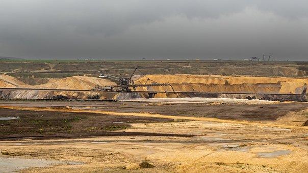 Open Pit Mining, Garzweiler