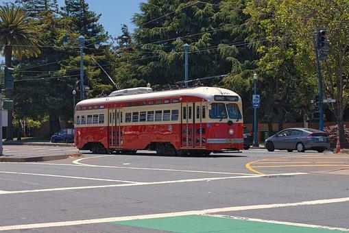 Tram, Traffic, Historically, Transport