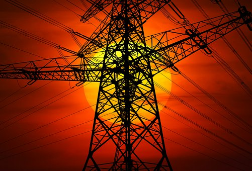 Current, Energy, Electric, High Voltage, Industry