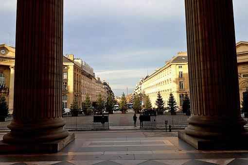 Paris, France, Pillars