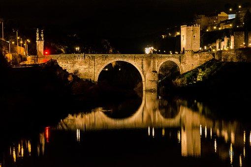 Toledo, Highlights, Bridge, Waters