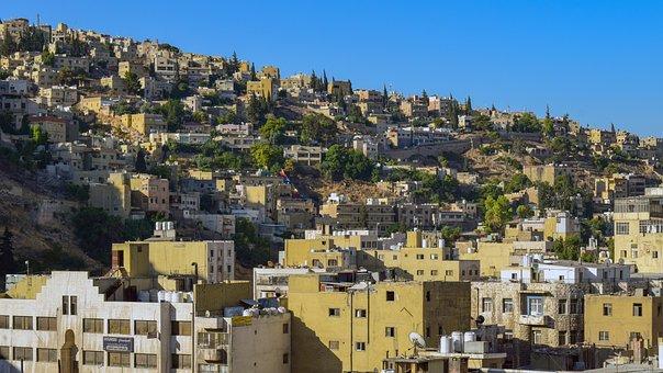 Amman, Jordan, City, Travel