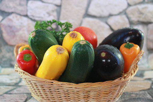 Vegetables, Zucchini, Food, Eat