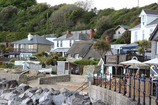 Ventnor, Isle Of Wight, Steepcove Hill