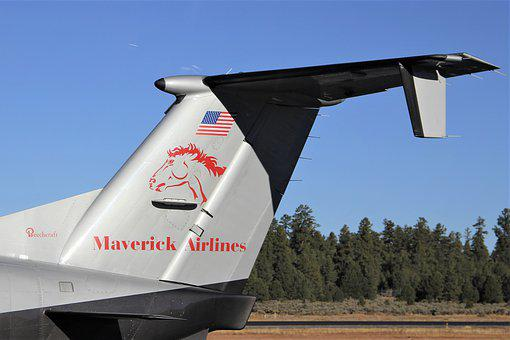 Airline, Decals, Maverick, Airlines