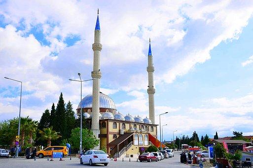 Architecture, Religious, Cami, Building, Faith, God