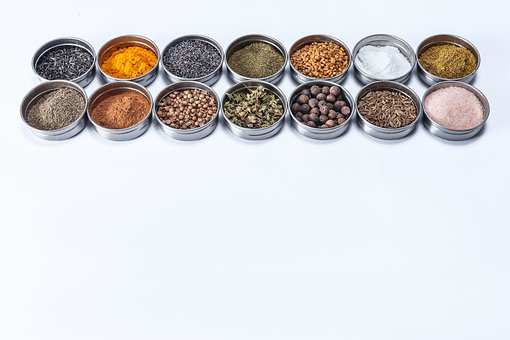 Food, Cooking, Spices, Taste, Smell