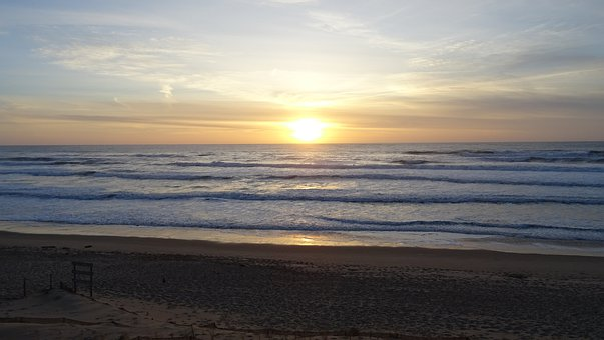 Sun, Beach, Holiday, Ocean, Freedom