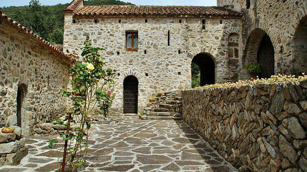 France, Old Stones, Architecture, Old, Building, House