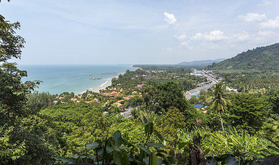Khao Lak, Tsunami, Thailand, Ocean, Wave, Water