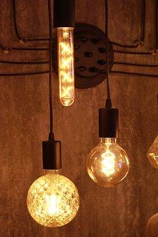 Lamp, Light, Lightbulb, Lighting, Electric, Energy