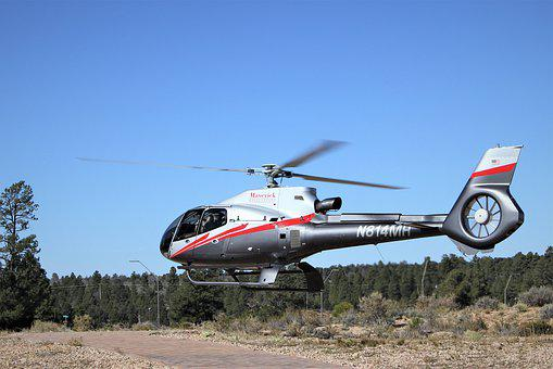 Maverick, Helicopters, Mustang, Silver, Rotor