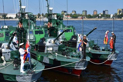 St Petersburg Russia, Navy, Neva, Parade, Sailors, Boat