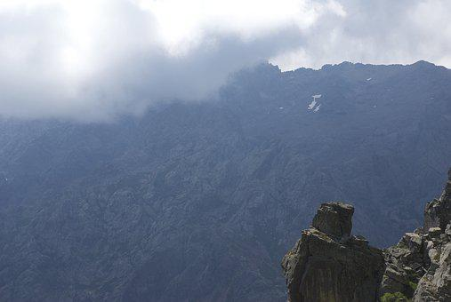 Mountains, Rocks, View, Stone, Landscape, Natural