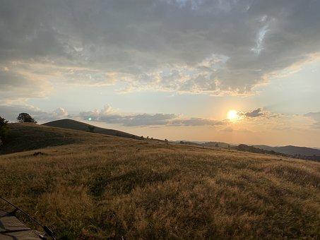 Panorama, Romania, Carpathian Mountains