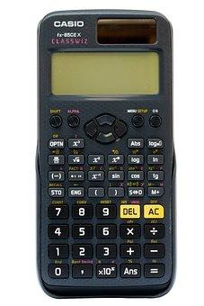 Calculator, Scientific, Scientific Calculator, Science