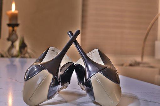 Shoes, Heels, Sexy, Elegant, Jimmy, Womens, Stlye