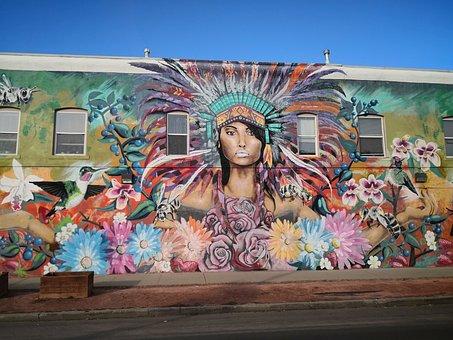 Denver, Colorado, City, Building, Usa, Outdoor, Street