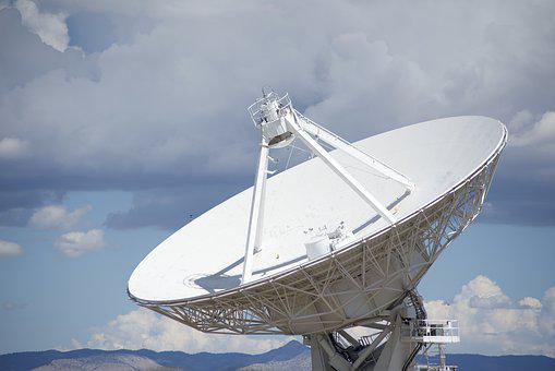 Sky, Technology, Space, Science, Antenna