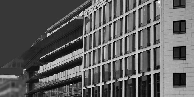 Architecture, Black And White, Sw, Facade, Building