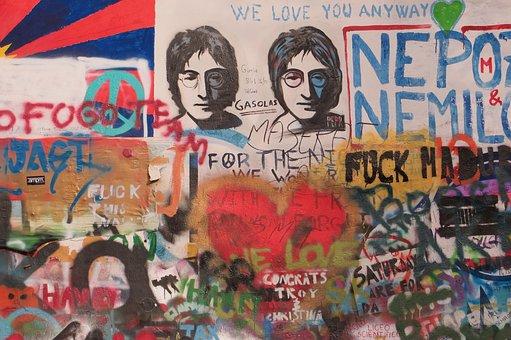 Graffiti, Wall, Art, Artistic, Mural, Painting, City