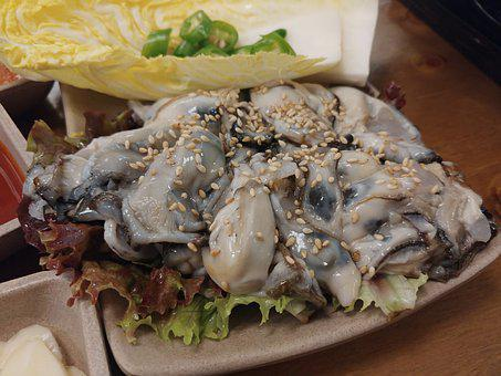 Oyster, Seafood, Pearl Of Great Price, Clam, Food, Peel