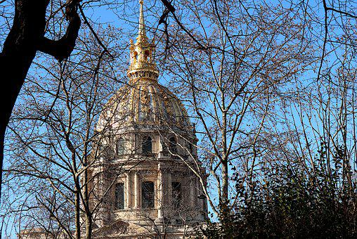 Dome Of The Invalides, Monument