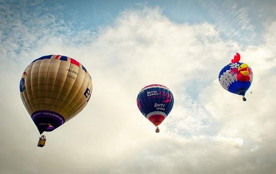 Balloons, Show, Sky, Entertainment, Festival, Bristol