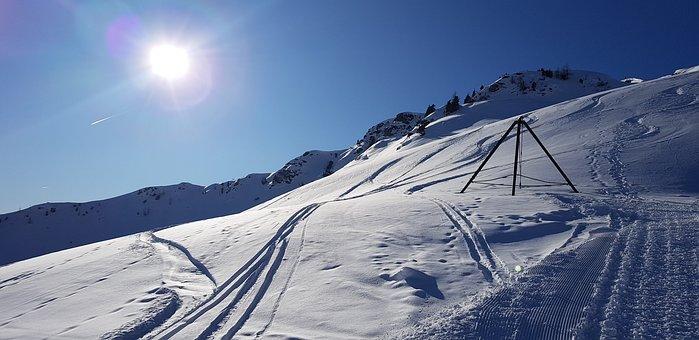 Snow, Ski, Skiing, Winter, Cold, Nature, Landscape
