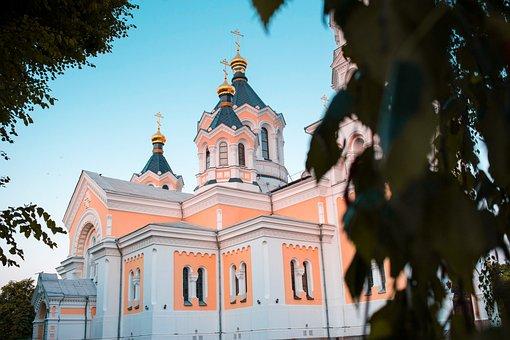 Church, Religion, Architecture, Christianity, Vera