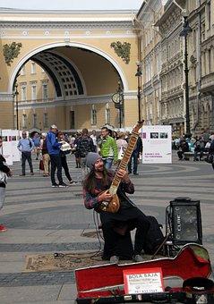 St Petersburg, Singer, Russia