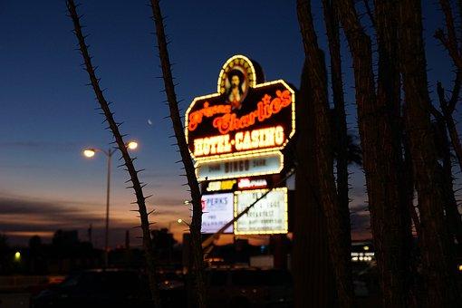 Arizona Charlies Decatur, Nevada, Las Vegas, Neon, Sign